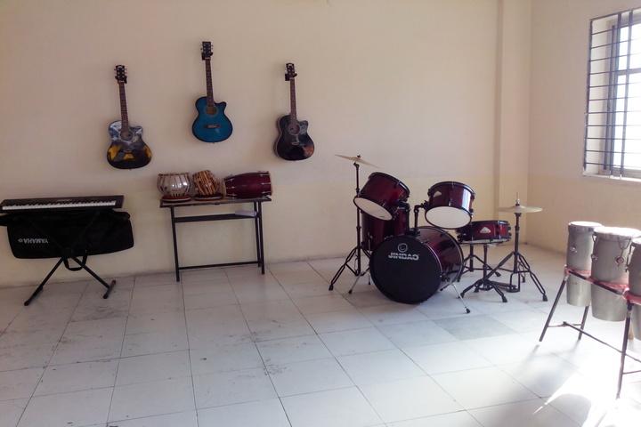 Gyan Sagar Girls Academy-Music Room