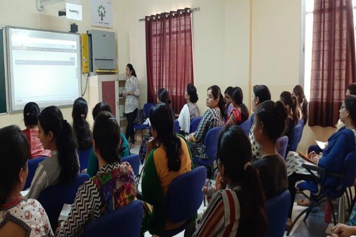 Gyan Sagar Girls Academy-Teachers Meet