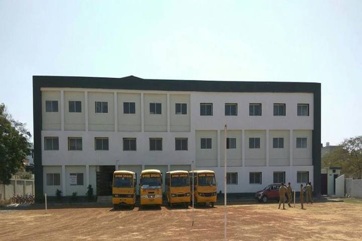 Gyan Sagar Girls International-Campus