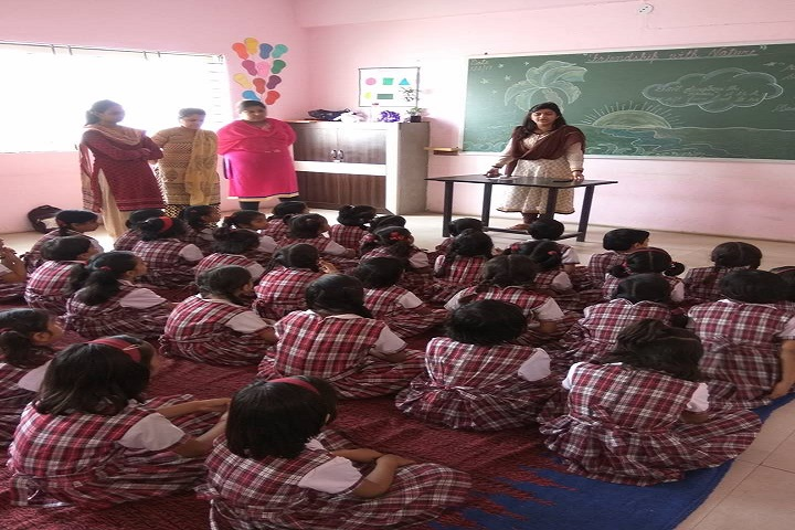 Gyan Sagar Girls International-Classroom