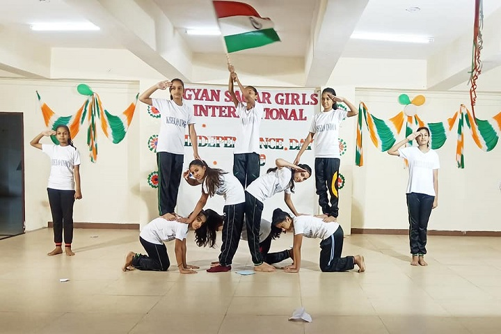 Gyan Sagar Girls International-Independences Day Celebrations