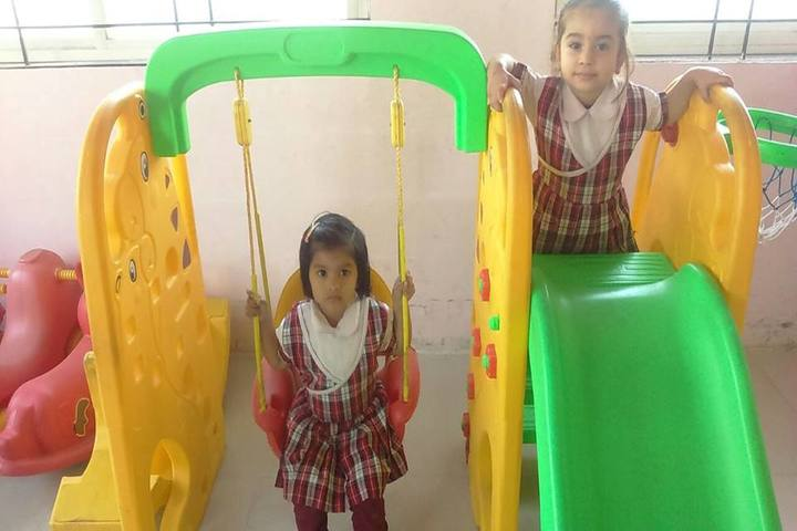 Gyan Sagar Girls International-Primary Play Room