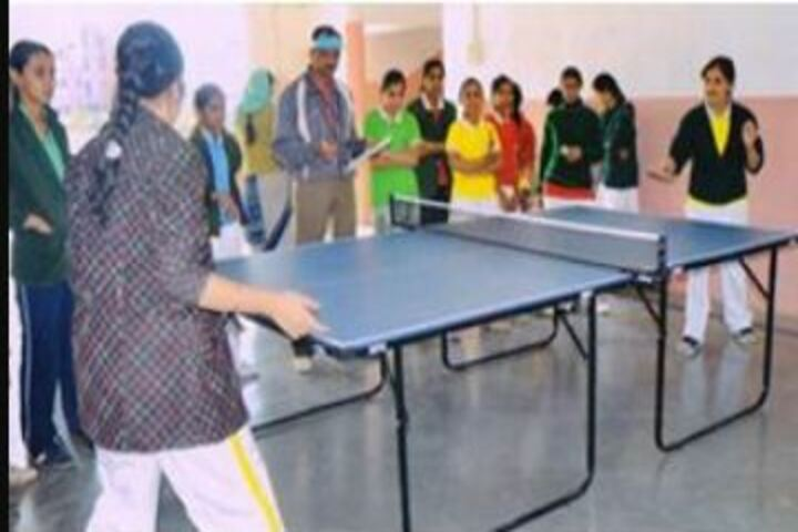 Gyan Vihar Public School-Indoor games