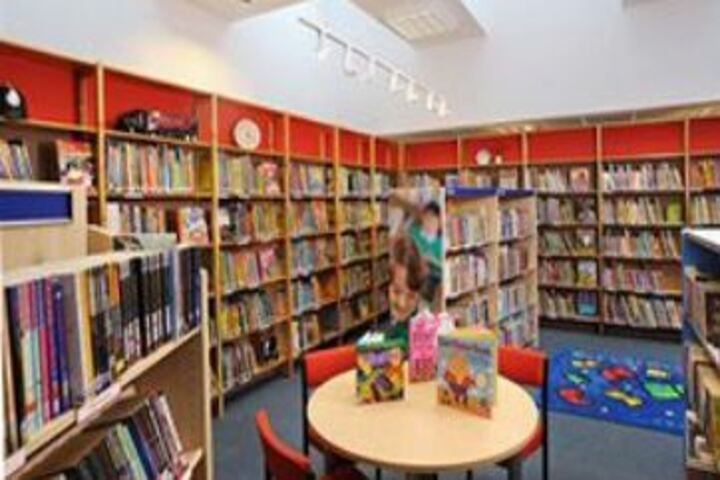 Gyan Vihar Public School-Library