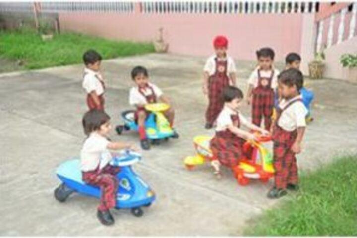 Gyan Vihar Public School-Primary Play Ground