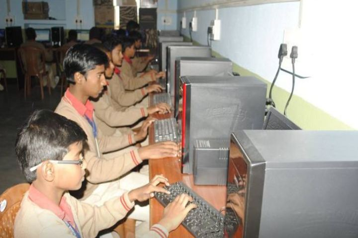 Akshar Vidya Griha-Computer Lab