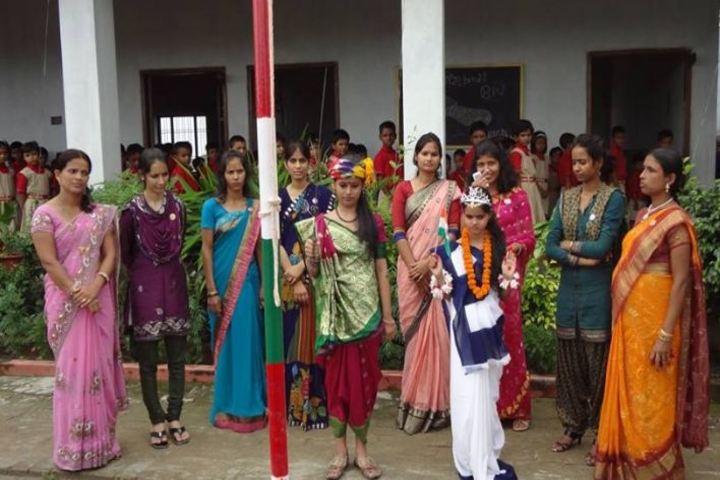 Akshar Vidya Griha-Independence Day Celebrations
