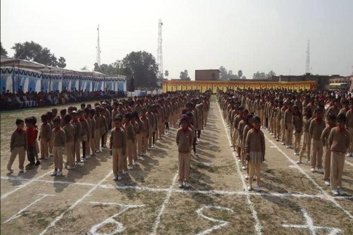 Akshar Vidya Griha-NCC