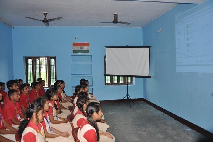 Akshar Vidya Griha-Smart Class Room