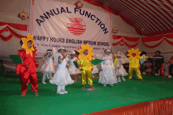 Happy Hours English Medium School-Annual Function