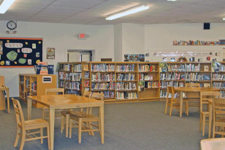Happy Hours English Medium School-Library