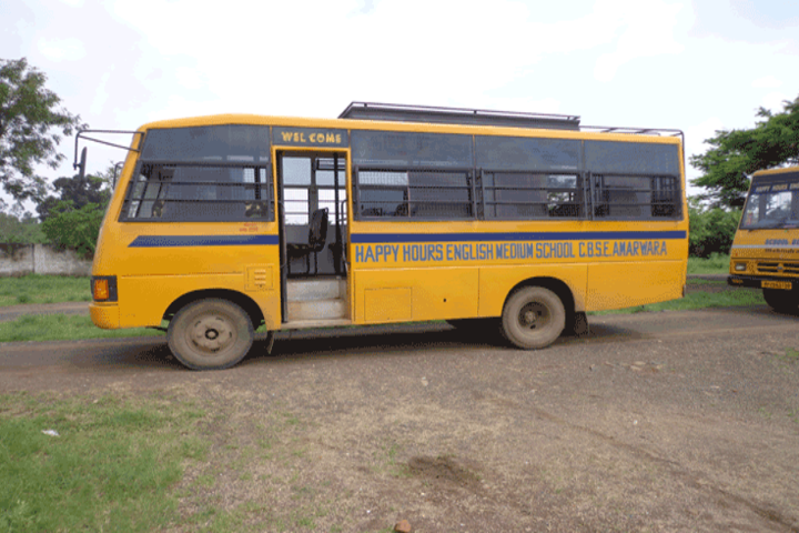 Happy Hours English Medium School-Transport