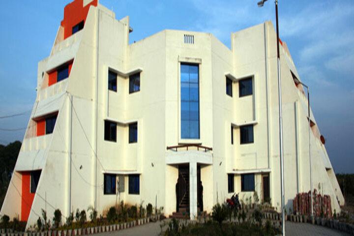 Himalaya International School-Front View