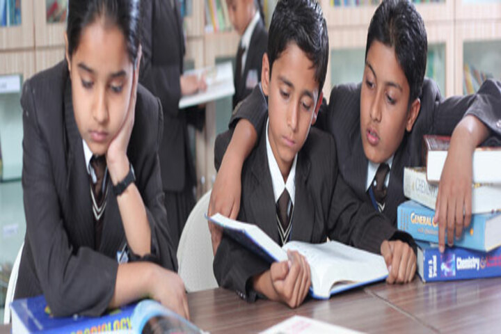 Himalaya International School-Library