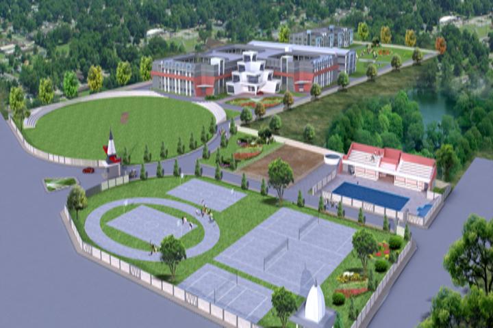 Himalaya International School-School View