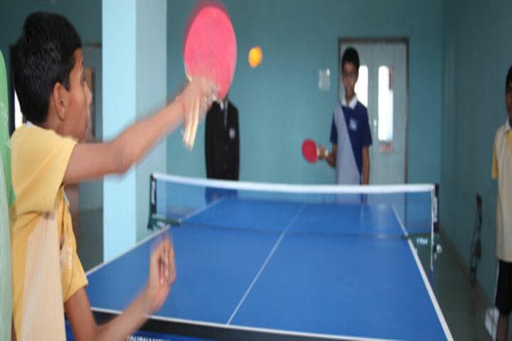 Himalaya International School-Table Tennis Court