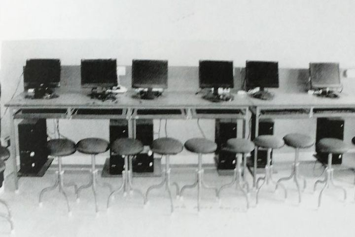 Holly Cross Convent School-Computer Lab