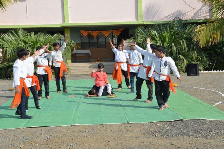 Holly Cross Convent School-Dance
