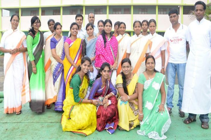Holly Cross Convent School-Faculty