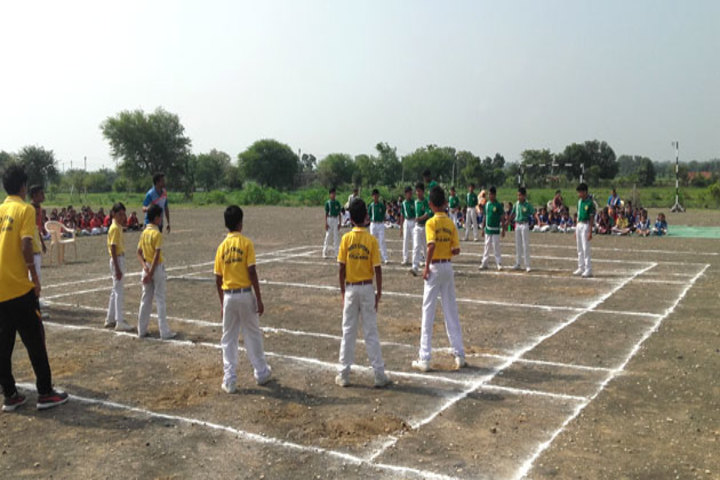 Holly Cross Convent School-Playground