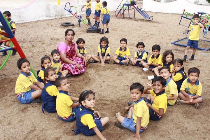 Holy Family Convent School-PlayArea