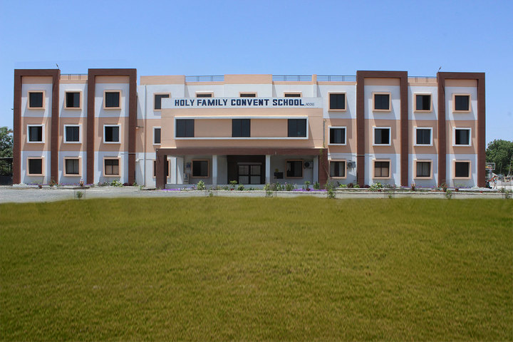 Holy Family Convent School-School View