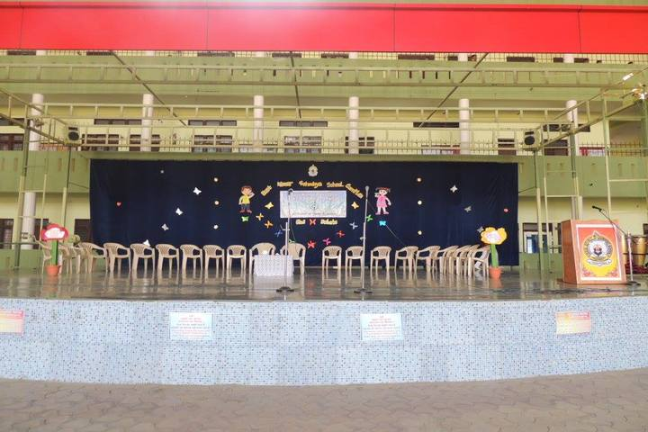 Holy Spirit Convent School-Auditorium