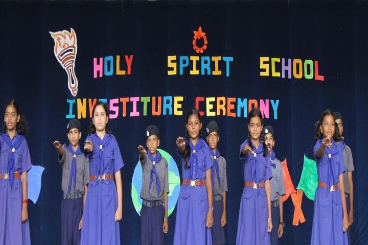Holy Spirit Convent School-Ceremony Event