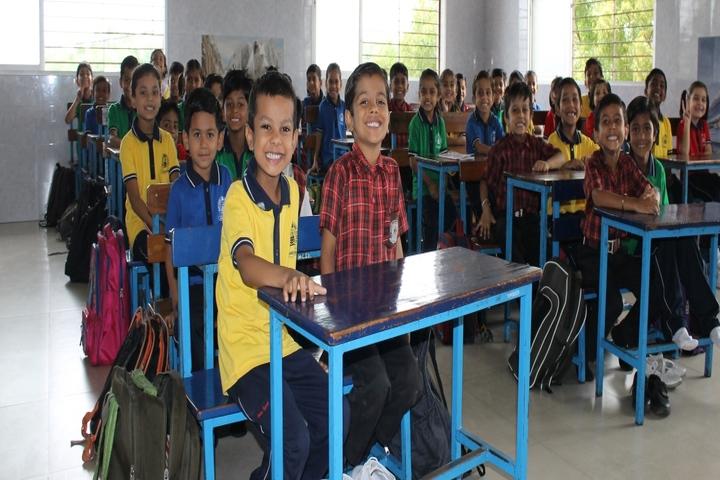Holy Spirit Convent School-Classrooms