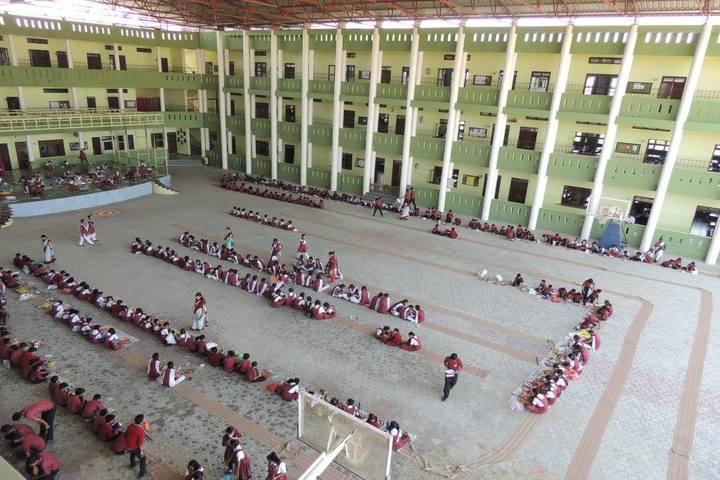 Holy Spirit Convent School-School View