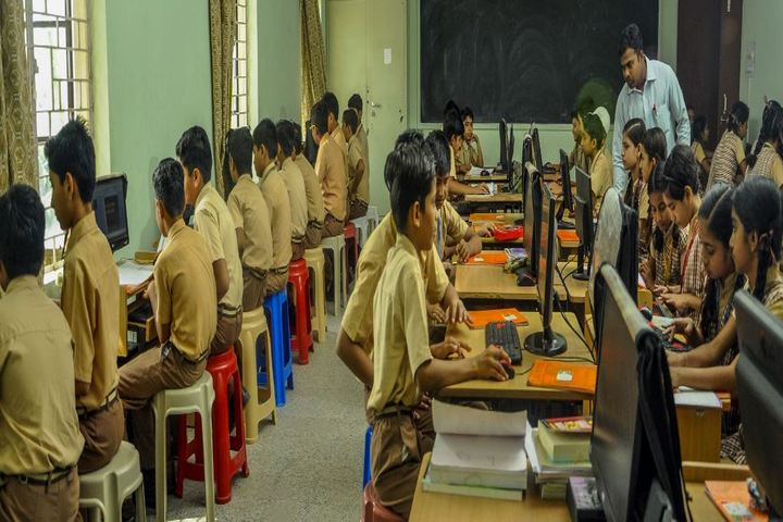 Holy Trinity School-Computer Lab
