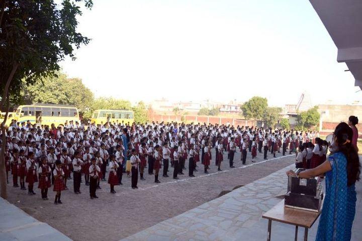 IATS Public School-Assembly