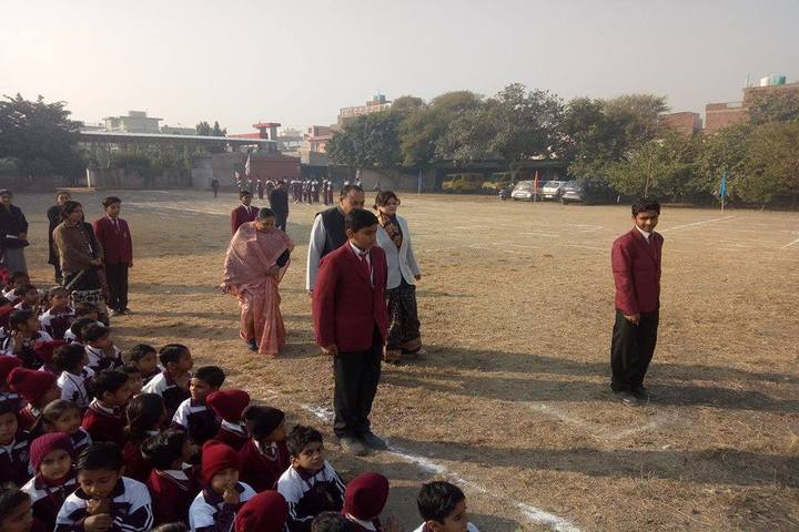 IATS Public School-Play Ground