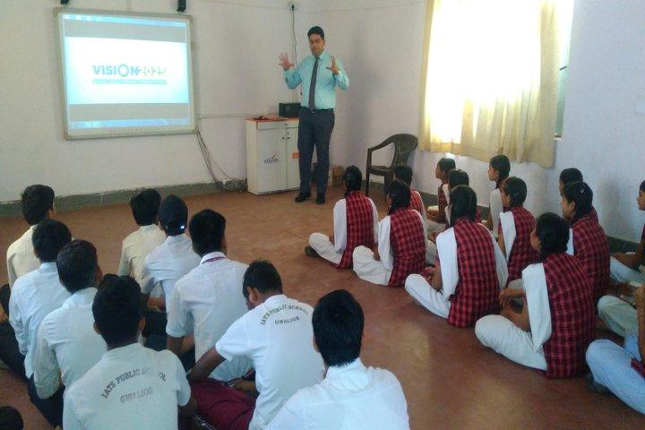 Iats Public School-Smart Classes