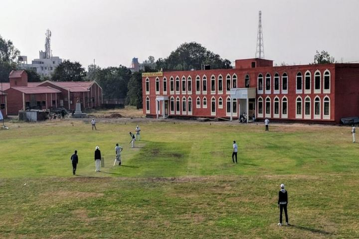 IBS  Global Academy-Play Ground