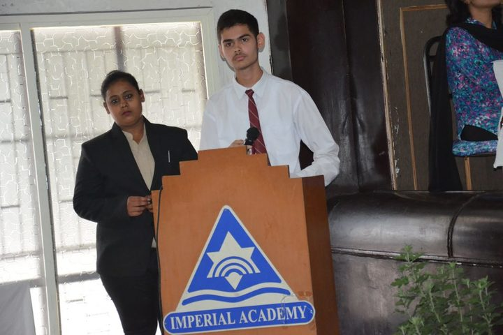 Imperial Academy-Seminar