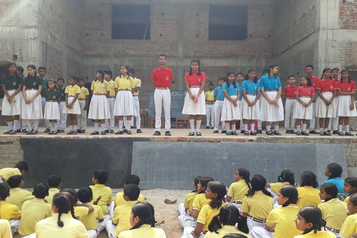 Amar Jyoti School - Activity