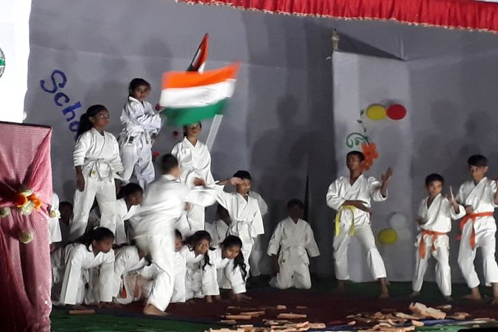 Amar Jyoti School - Independence day