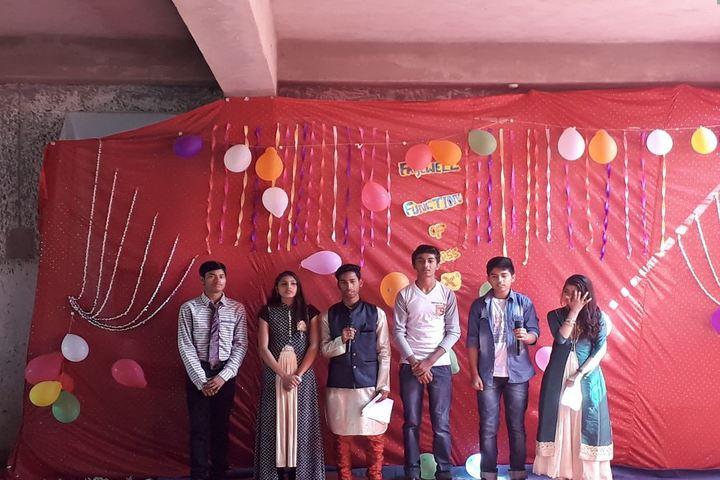 Amar Jyoti School - farewell