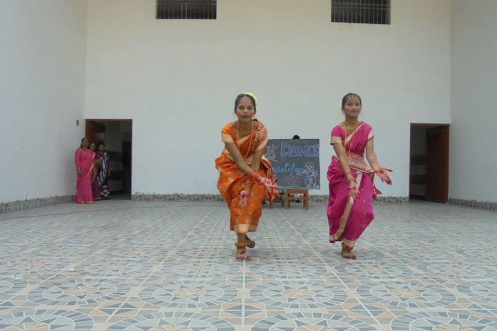 Amar Jyoti School - folk dance