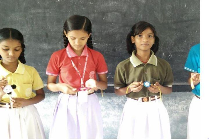 Amar Jyoti School - rakhi fest