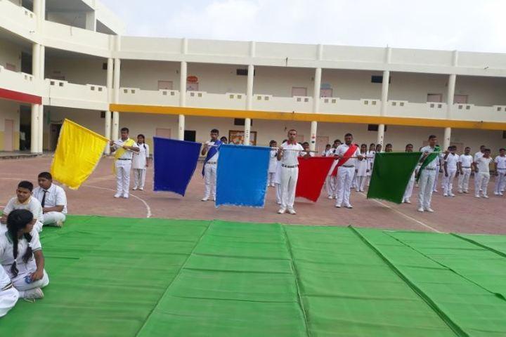 International Public School-Sports Day