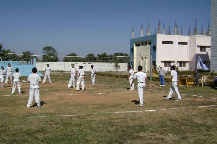 International Public School-Volley Ball Court