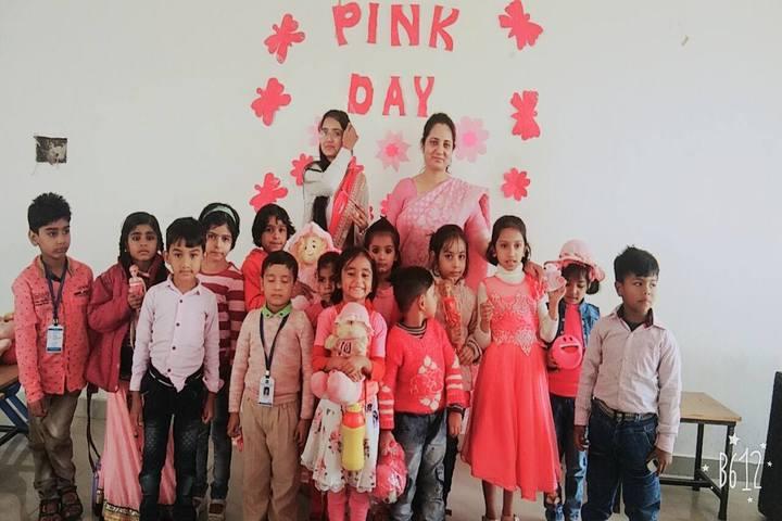 IRA World School-Pink Day Event