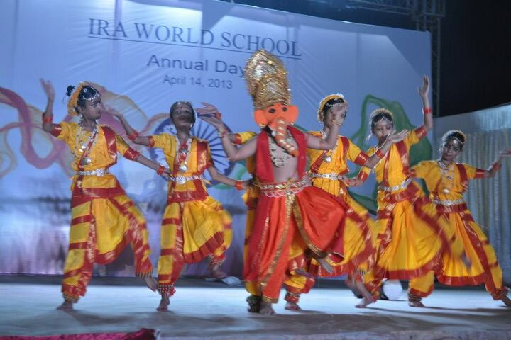 IRA World School-Annual Day Celebration