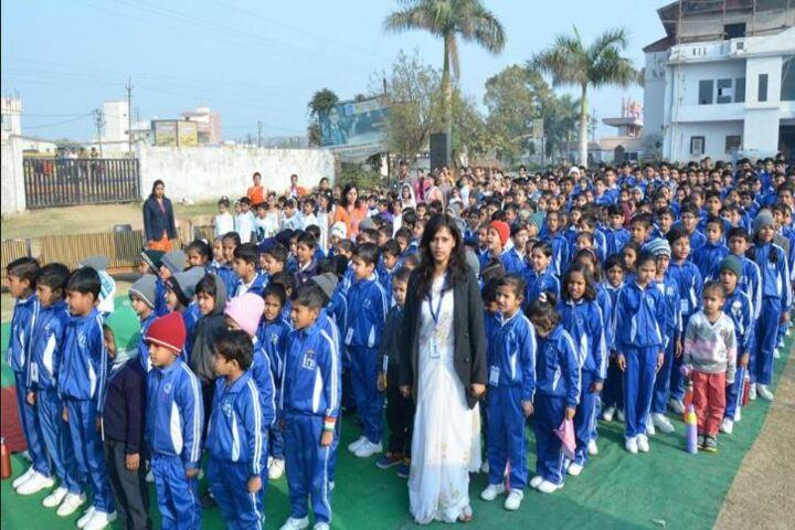 IRA World School-Assembly