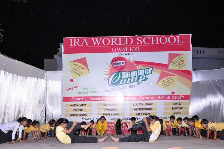 IRA World School-Summer Camp