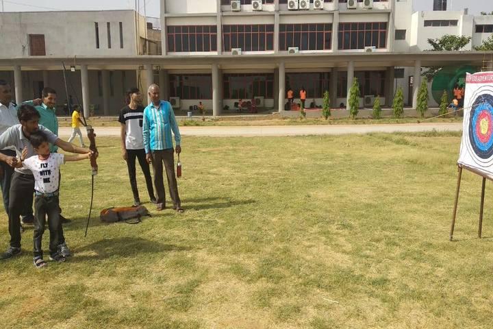 Itm Global School-Archery