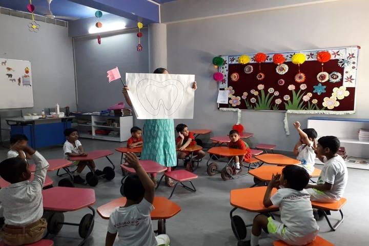 Itm Global School-Kidzee