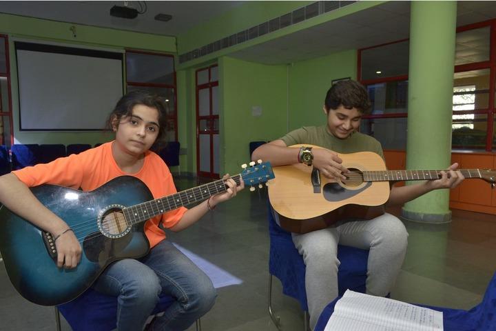 Itm Global School-Music